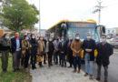 Las nuevas lanzaderas a los polígonos industriales de Paterna registran 2.100 desplazamientos en su primer mes